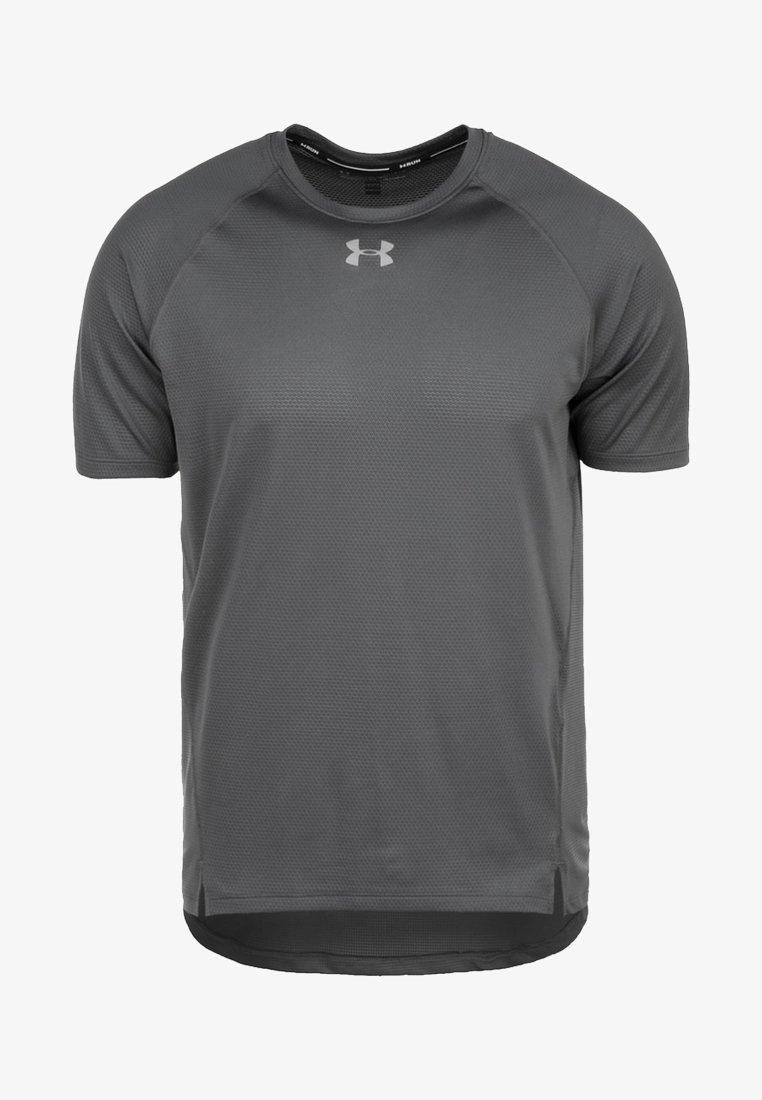 Under Armour - HERREN - T-Shirt basic - pitch gray