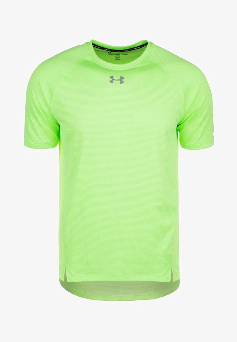 Under Armour - T-shirt basic - lime light