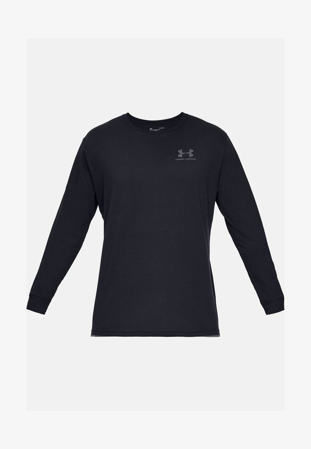SPORTSTYLE LEFT CHEST - Sports shirt - black