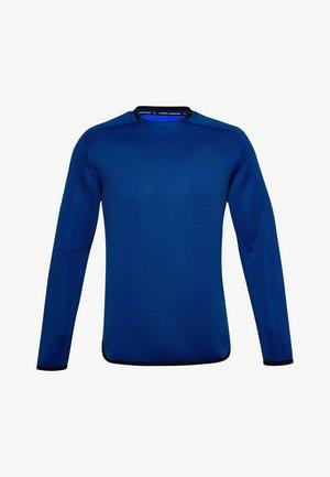 UA /MOVE CREW - Longsleeve - blue