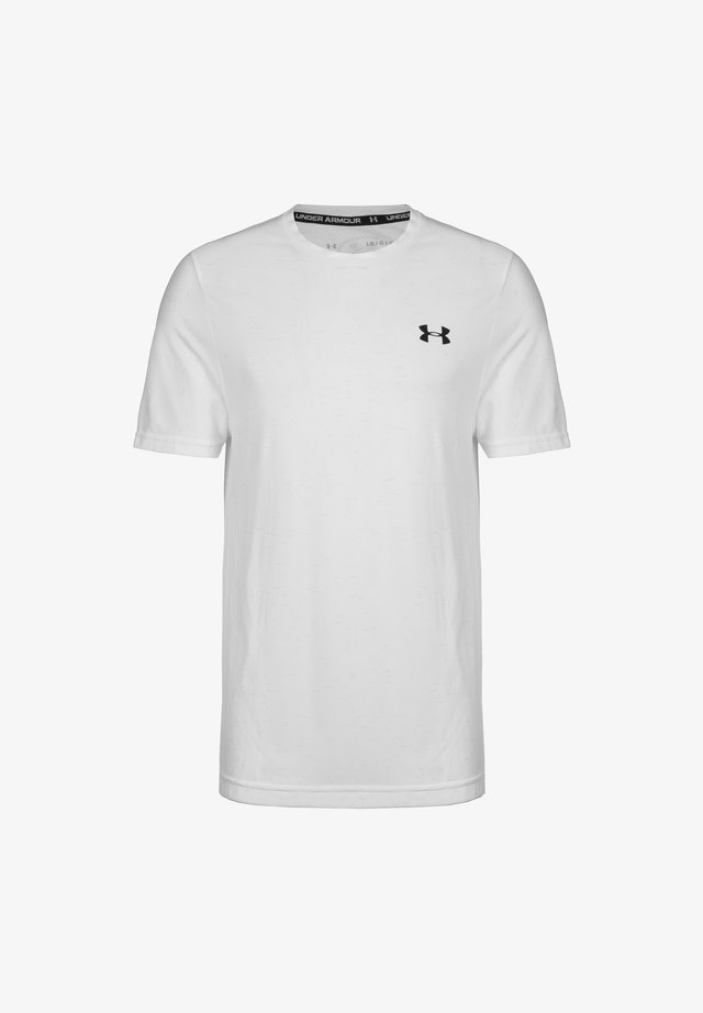 SEAMLESS  - Print T-shirt - white
