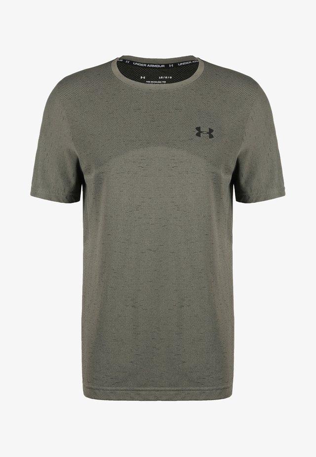 Basic T-shirt - gravity green