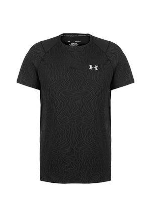 MK-1 TRAININGSSHIRT DAMEN - T-shirt basic - black