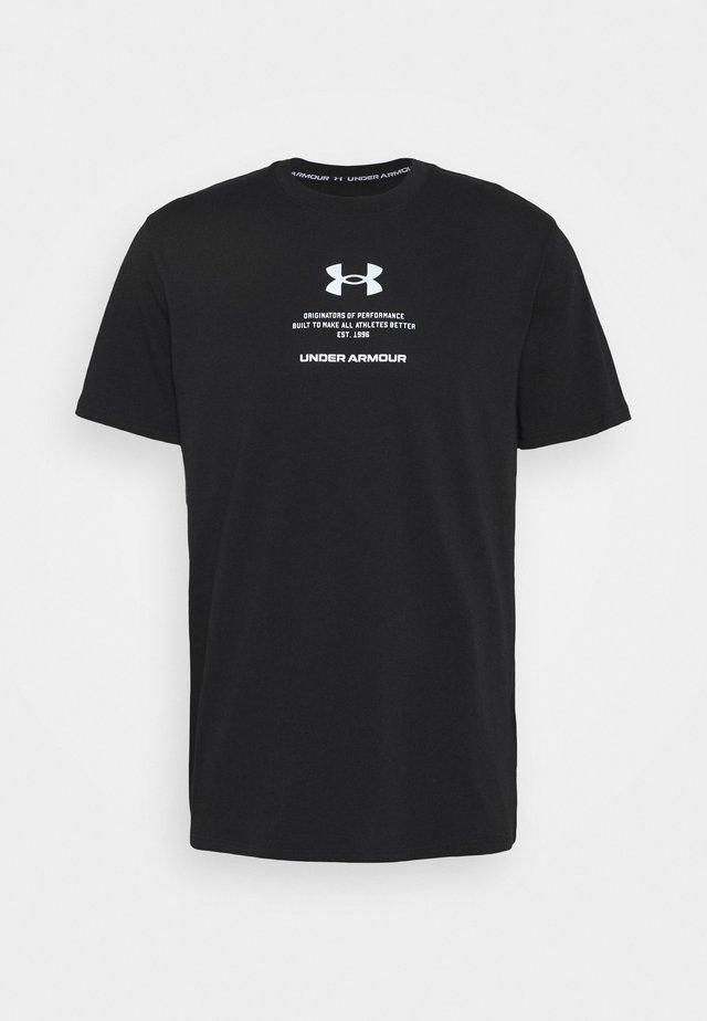 ORIGINATORS OF PERFORMANCE - T-Shirt print - black