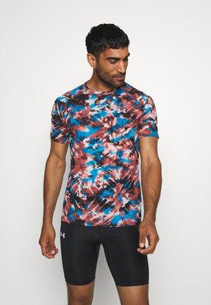 STREAKER INVERSE - T-shirt de sport - cinna red