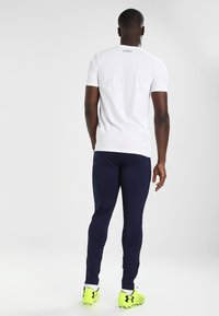 Under Armour - Tracksuit bottoms - midnight navy - 2