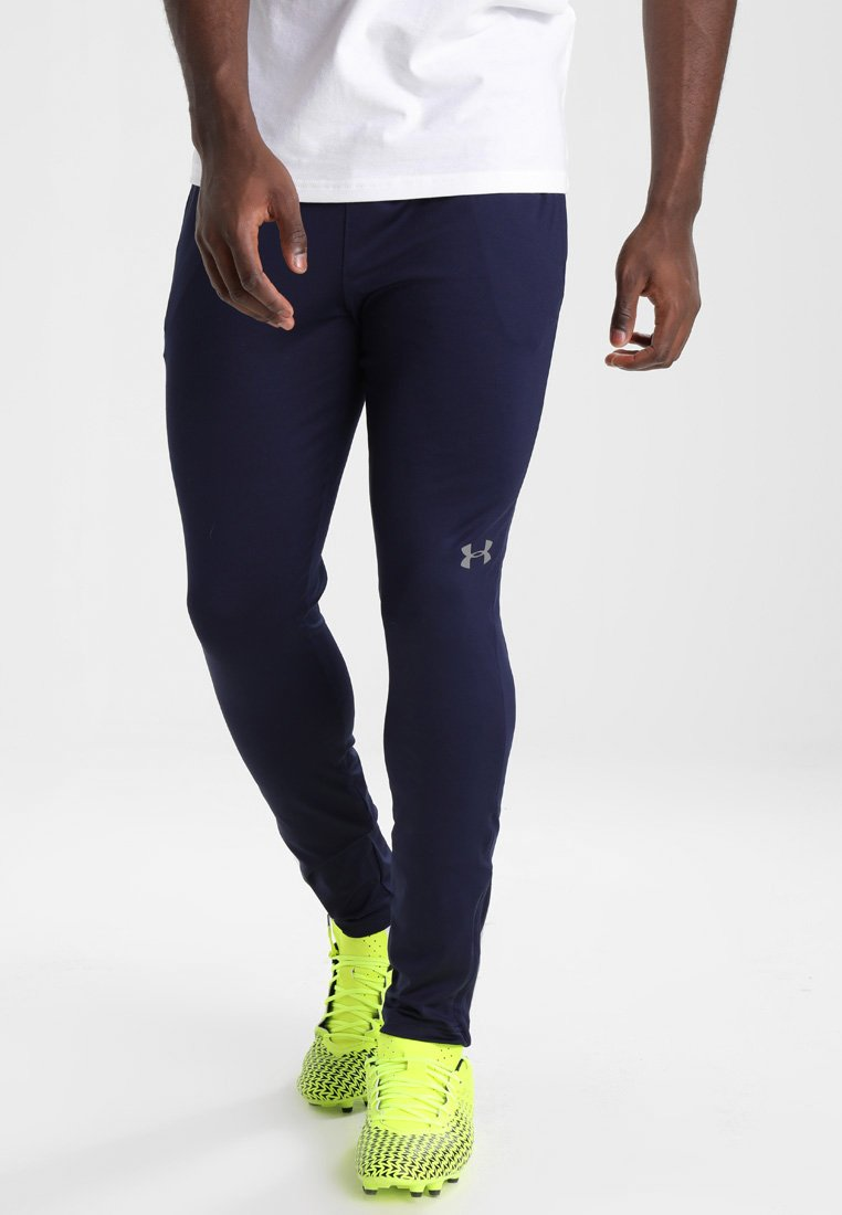 Under Armour - Tracksuit bottoms - midnight navy
