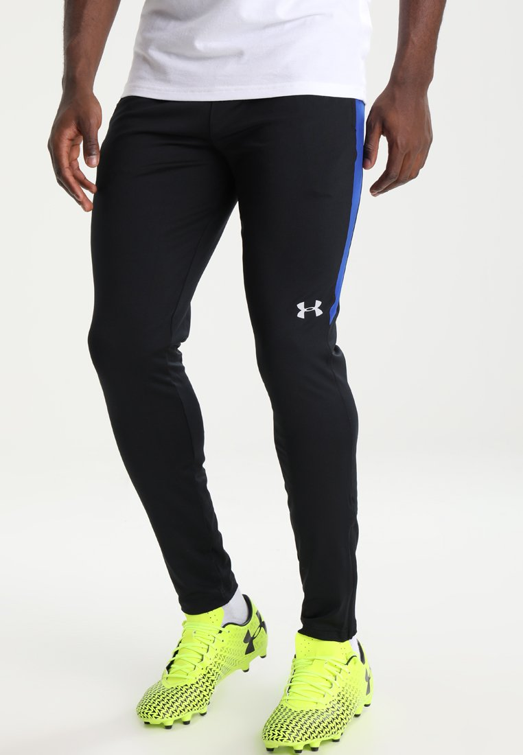 Under Armour - CHALLENGER TRAINING PANT - Pantalones deportivos - black/black