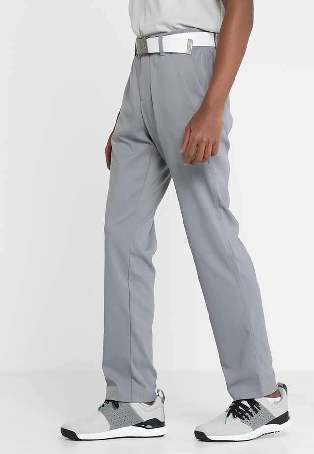 TAKEOVER GOLF PANT TAPER - Chino - zinc gray