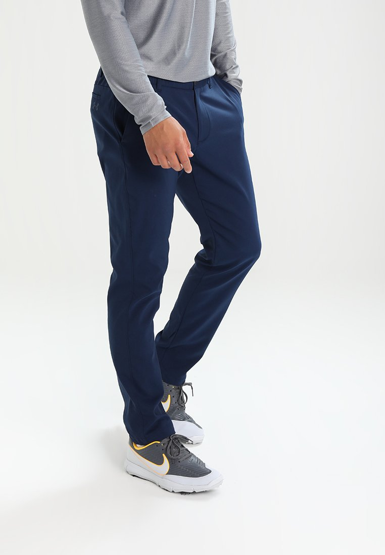 Under Armour - TAKEOVER GOLF PANT TAPER - Pantalones chinos - academy