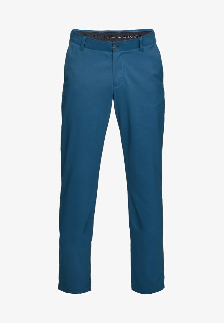 Under Armour - TAKEOVER GOLF PANT TAPER - Chino - petrol blue