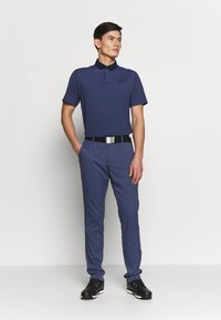 Under Armour - TAKEOVER GOLF PANT TAPER - Chino - blue ink - 1