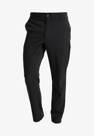 TAKEOVER GOLF PANT TAPER - Chinos - black