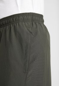 Under Armour - GRAPHIC SHORT - Träningsshorts - baroque green/black - 4