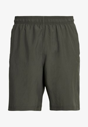 GRAPHIC SHORT - Urheilushortsit - baroque green/black