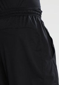 Under Armour - MK1 SHORT - Korte broeken - black - 4