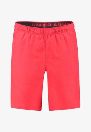 WORDMARK - Sports shorts - red