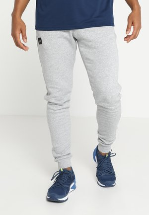RIVAL  JOGGER - Trainingsbroek - steel light heather/black