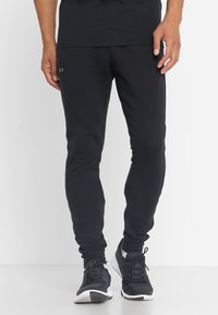 Under Armour - RIVAL  JOGGER - Joggebukse - black - 0