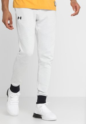 UNSTOPPABLE JOGGER - Tracksuit bottoms - onyx white/black