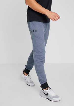 UNSTOPPABLE JOGGER - Tracksuit bottoms - wire/black