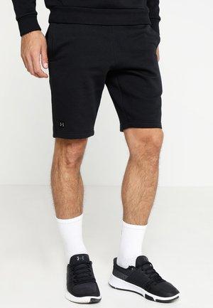 RIVAL SHORT - Korte broeken - black/black