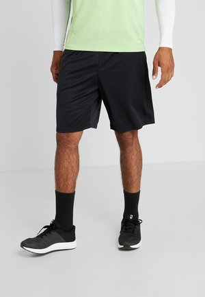 TECH GRAPHIC SHORT - Sports shorts - black