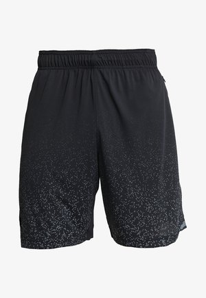 ULTRA SHORT - Sportovní kraťasy - black