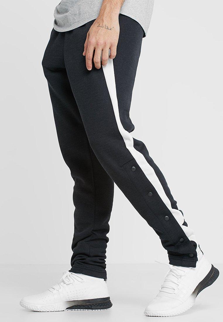 Under Armour - PURSUIT VERSA TEARAWAY PANT - Jogginghose - black/onyx white