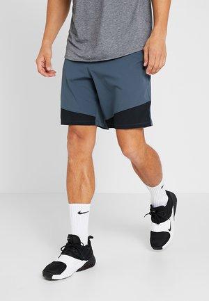 VANISH - Pantalón corto de deporte - wire/black