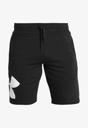 RIVAL LOGO SHORT - Short de sport - black/white