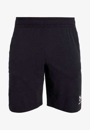 SPORTSTYLE SHORT - Pantalón corto de deporte - black/white