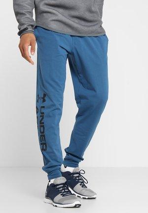 SPORTSTYLE GRAPHIC  - Tracksuit bottoms - petrol blue/black