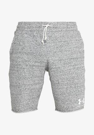 SHORT - Sports shorts - onyx white