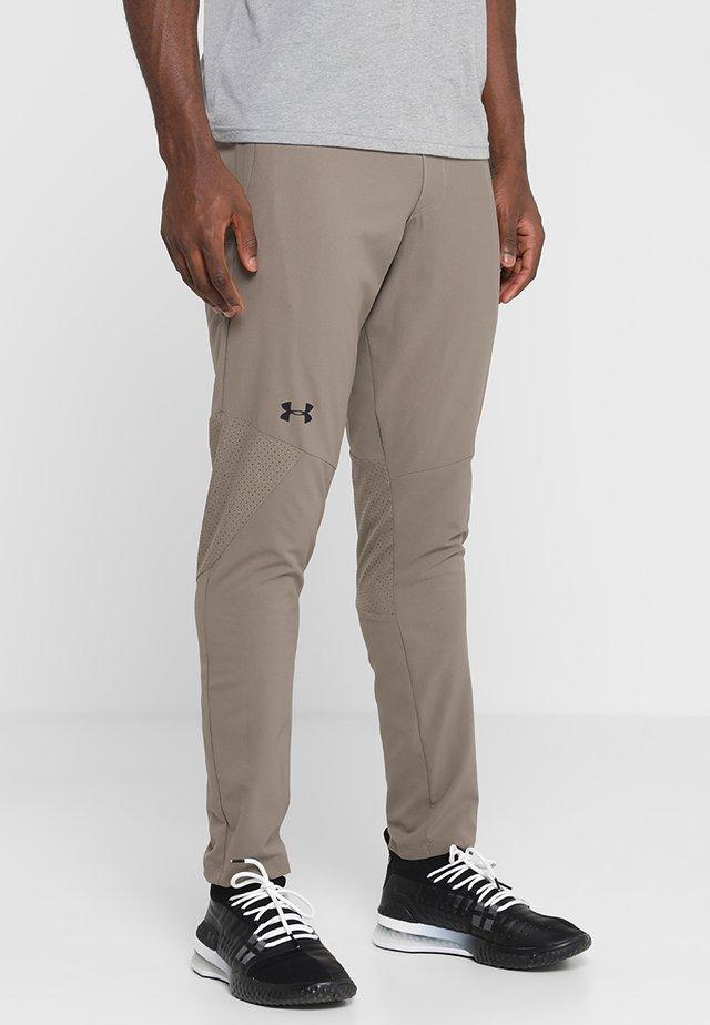VANISH  - Pantaloni sportivi - silt brown/black