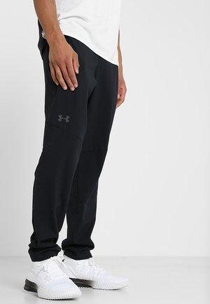 VANISH PANT - Trousers - black/jet gray
