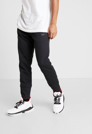 WARMUP PANT - Tracksuit bottoms - black