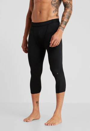 SELECT RUSH KNEE - Base layer - black