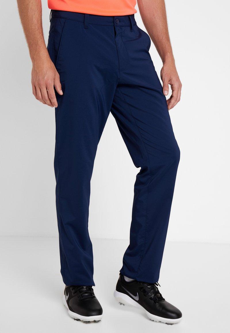 Under Armour - TECH PANT - Pantalones chinos - dark blue