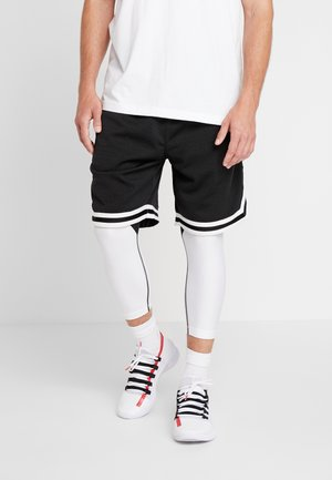 Sports socks - black/white/mod gray