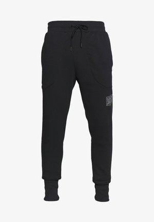 BASELINE JOGGER - Trainingsbroek - black/halo gray