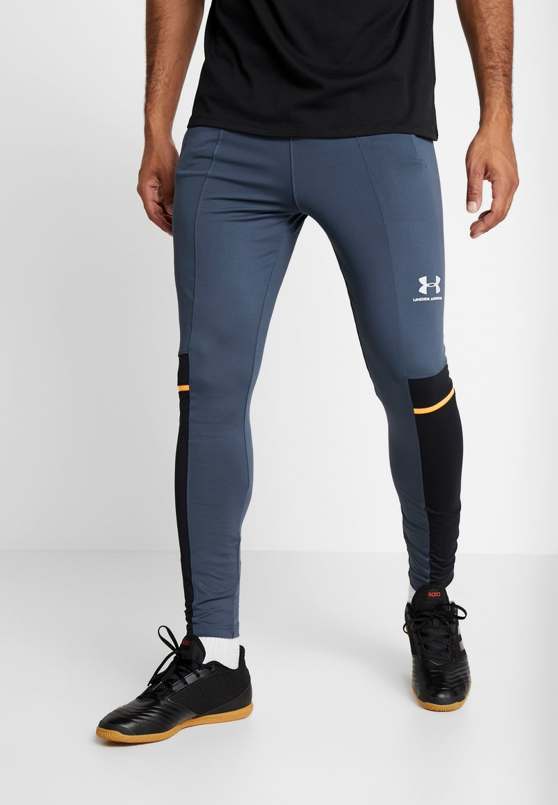 Under Armour - CHALLENGER TRAINING PANT - Træningsbukser - wire/black/halo grey