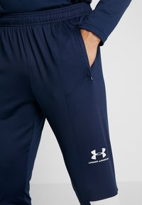 Under Armour - CHALLENGER TRAINING PANT - Trainingsbroek - academy/halo gray - 4