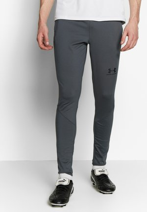 ACCELERATE PREMIER PANT - Tracksuit bottoms - pitch gray/black