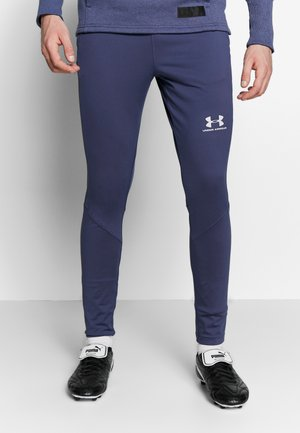 ACCELERATE PREMIER PANT - Tracksuit bottoms - blue ink/halo grey