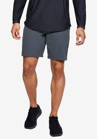 Under Armour - VANISH SNAP - Sports shorts - grey - 1