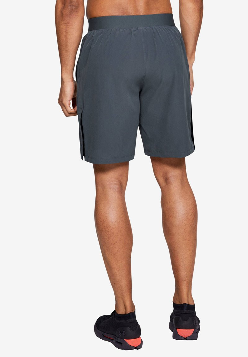 Under Armour - VANISH SNAP - Sports shorts - grey