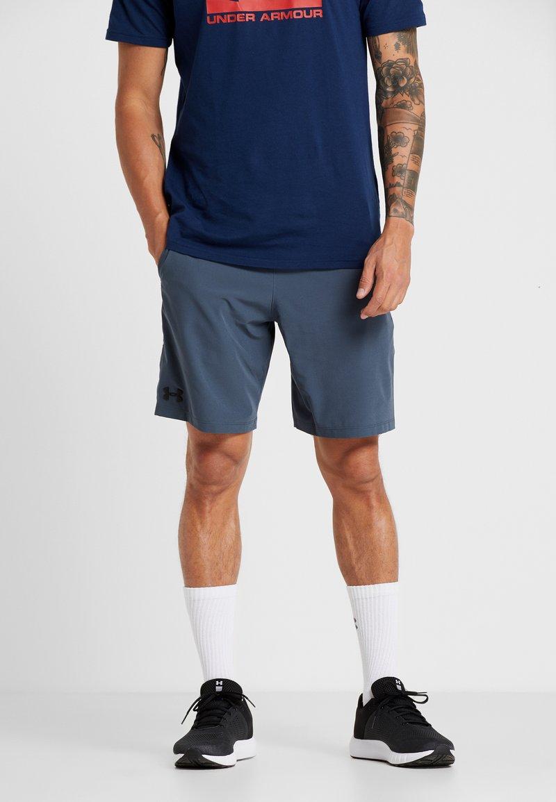 Under Armour - VANISH SNAP SHORT - Sports shorts - blue