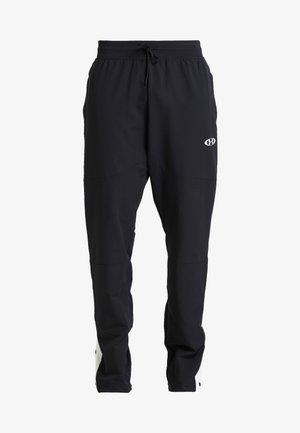 UNSTOPPABLE TEARAWAY PANT - Verryttelyhousut - black/white