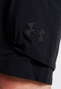 Under Armour - UNSTOPPABLE  - Shorts outdoor - black - 5